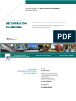 Infografía Recuperación Financiera
