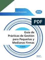 Guia de Prácticas de Gestión para pequeñas y medianas firmas