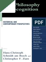 Reconocimiento y psicoanálisis