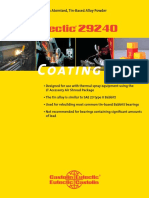 Eutectic 29240 tds and application guide