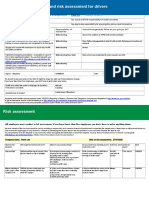 risk-assessment-and-policy-template drivers