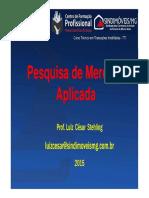 1 a - Aula - Pesquisa de Mercado Aplicada.pdf