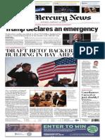 The Mercury News 2-16-2019