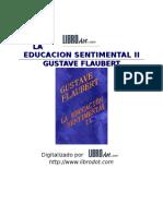LA EDUCACIÓN SENTIMENTAL FLAUBERT.doc