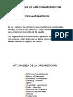 Enfoques Organizacionales