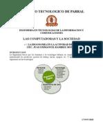 ERGONOMIA EN LAS TECNOLOGIAS DE LA INFORMACION Y LAS COMUNICACIONES (TIC's)