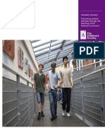 Disability equality - Promoting positive attitudes through the teaching of the national curriculum