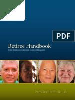 2019 Retiree Handbook