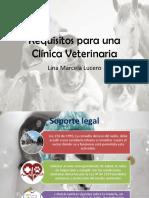 Requisitos para una Clínica Veterinaria .pdf