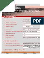 Ficha Tecnica chorrillos cascajo kk