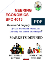 Chapter 1a Demand n Supply New