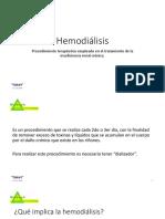 Hemodiálisis en Mexico