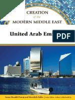 (Creation of the Modern Middle East) Susan Muaddi Darraj, Meredyth Puller, Arthur, Jr. Goldschmidt - United Arab Emirates -Chelsea House Publications (2008).pdf