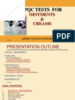 Ipqc tests for ointments & creams.pptx