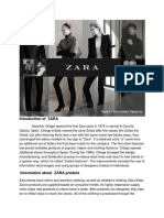 INTRODUTION OF ZARA.docx