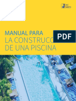 Manual de construcción de piscina
