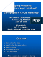 Cartography in ArcGIS Workshop