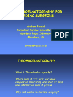 Thromboelastography in Cardiac Surgery.ppt