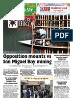 Vox Bikol Vol. 28 Issue No. 27