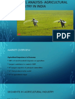 PESTEL- Agricultural Industry in India-converted