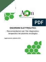 2018_Raccomandazioni_disordini_elettrolitici_AIOM