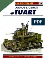 (Osprey) Carros  Combate 58 Stuart