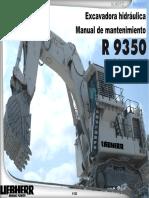 manual de servicio 9350 español