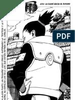 Naruto manga 406
