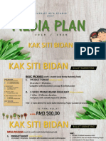 Media Plan Kak Siti Bidan