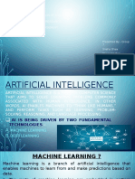 artificial intelligence in hr practices
