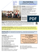Cox News Volume 9 Issue 17