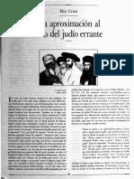 El mito del Judío Errante