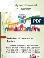 supply and demand of tourism industry.pptx