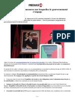 Fiscalité_ Les 10 mesures sur lesquelles le gouvernement s'engage