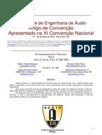 Apresentado na XI Convenção Nacional Processamento Passivo Para Caixa