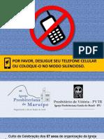 apresentação_LITURGIA DO CULTO ANIVERSÁRIO & EMERÊNCIA - ANO A - 29-06-2019_final