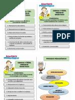 procesos didacticos 2017 AREAS