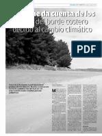 informe cambio climatico Xregión
