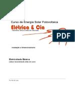 Eletricidade Básica - Curso de Energia Solar Fotovoltaica