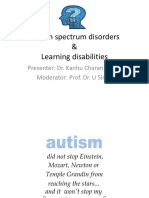 Autism spectrum disorder 02 March.pptx