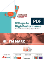 8 Steps with bio slide