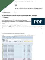 Liberar necesidades de Documentos comerciales (Pedidos y Entregas) – Mi pequeño Blog de SAP