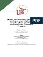 CARMONA RODRIGUEZ, FRANCISCO JAVIER  diseño intervención y propuesta