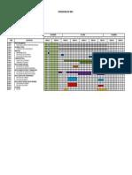 Cronograma de Obra - ESTÉTICA SIGLO XXI COMPATIBILIZADO 26-09-19