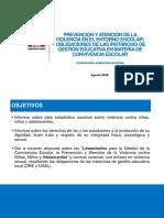 Intervención DRE y UGEL- Lineamientgos CE 2