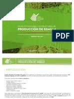 PLAN DE PRODUCCIÓN DE SEMILLAS