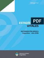 DEIS Ministerio de Salud - informe mortalidad materna