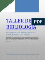 TALLER DE BIBLIOLOGIA ECM1 OCT 2018.docx