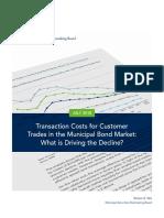 msrb transaction cost