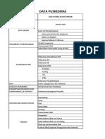 List Data PKM RIFASKES 2019